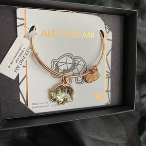 Alex and Ani Charity by Design, Crystal Elephant